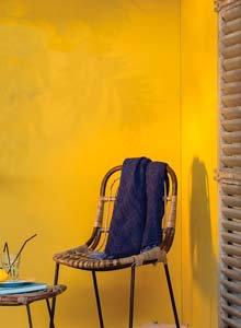 Idées peinture pour vos murs - Le jaune