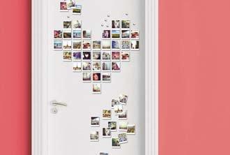 Peinture aimentée pour vos portes ou vos murs