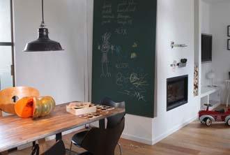 Transformez vos murs en tableau à la craie